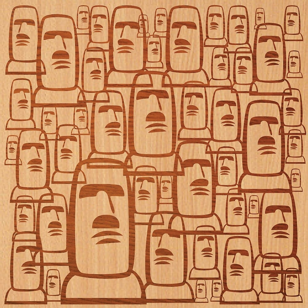 Easter Island - Mixed by Kirsten Chambers