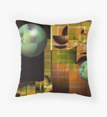 Variation I Throw Pillow