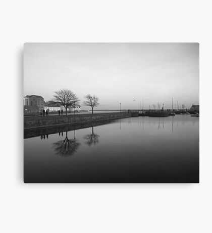 Claddagh Canvas Print