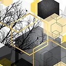 Digitale Landschaft von UrbanEpiphany