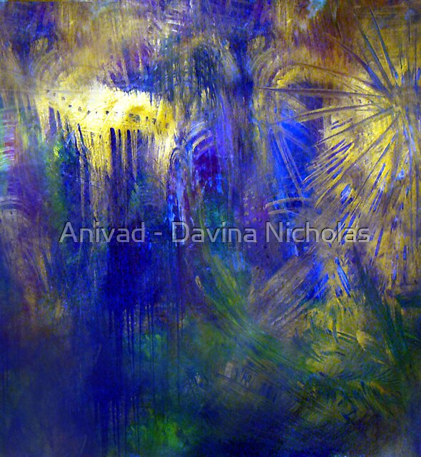 A Symbol Of Promise by Anivad - Davina Nicholas