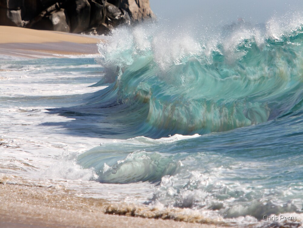 Cabo Glass by Chris Perry