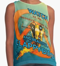 The Glory of Claptrap Sleeveless Top