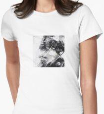 Portrait 1 Women's Fitted T-Shirt