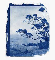 Peach Cove Photographic Print