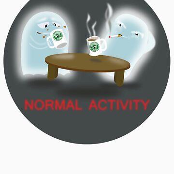 Normal Activity by ramosecco