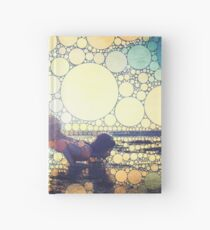 Yoga art 8 Hardcover Journal