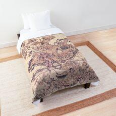 Fig Tree Island Comforter