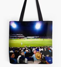 Old Trafford by Night Tote Bag
