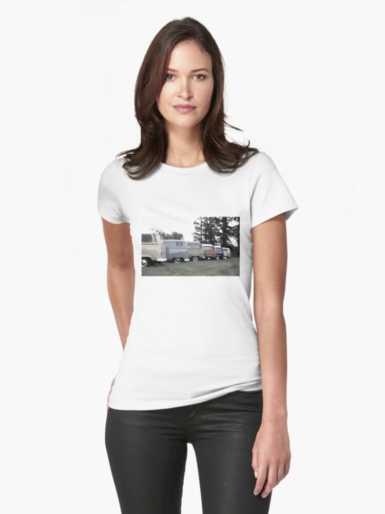 Kombi Haven Shirt by melodyart