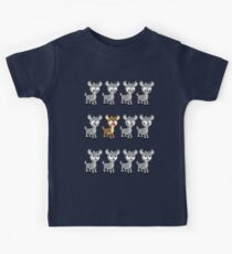 LOOK! It's Rudolph! v2 Kids Clothes
