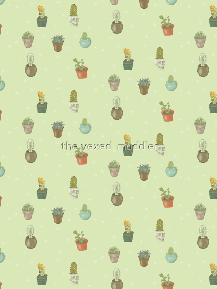 Cacti I Have Known by thevexedmuddler
