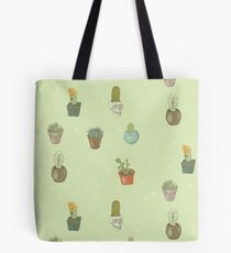 Cacti I Have Known Tote Bag