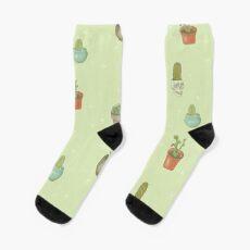 Cacti I Have Known Sock