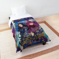 descendants poster 2 Comforter