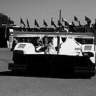 Muscle Milk Porsche RS Spyder Prototype Mosport Monochrome by LongbowX