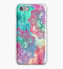 Round and Round the Rainbow iPhone Case/Skin