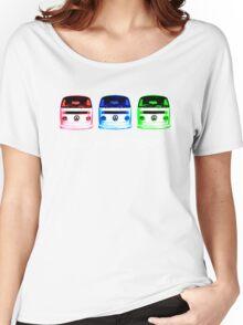 VW Kombi shirt - Bays are BETTER!!  Women's Relaxed Fit T-Shirt