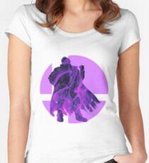 Sm4sh - Ganondorf Women's Fitted Scoop T-Shirt