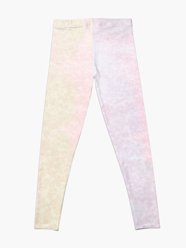 Alternate view of Distressed ombre Leggings