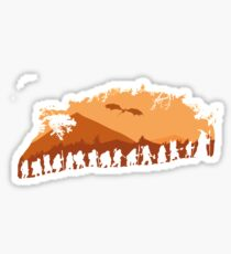 Thorin's Company Sticker