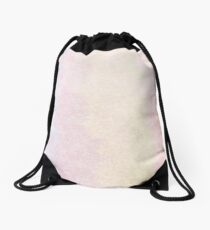 Distressed ombre Drawstring Bag