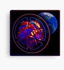 orbit Canvas Print