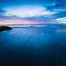 Narrabean beach by Alex Lau