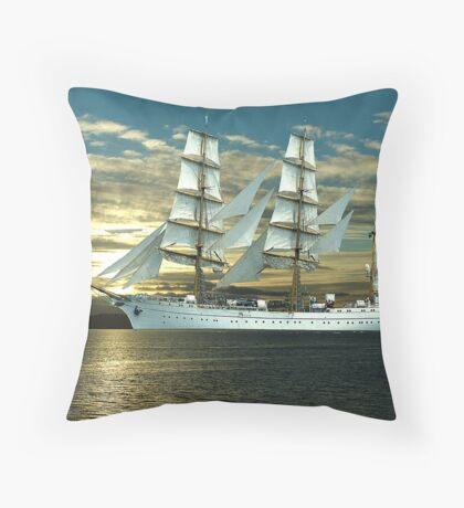 Windjammer Throw Pillow