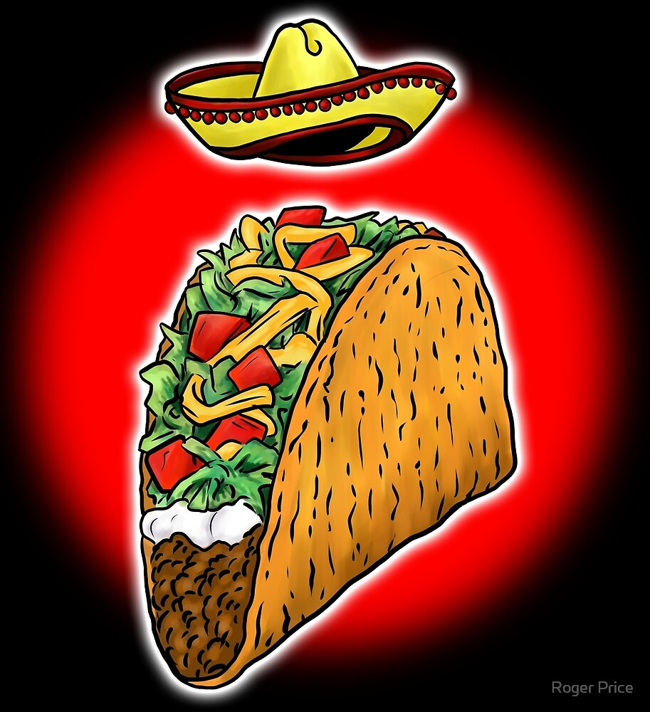Sacred Taco by Roger Price