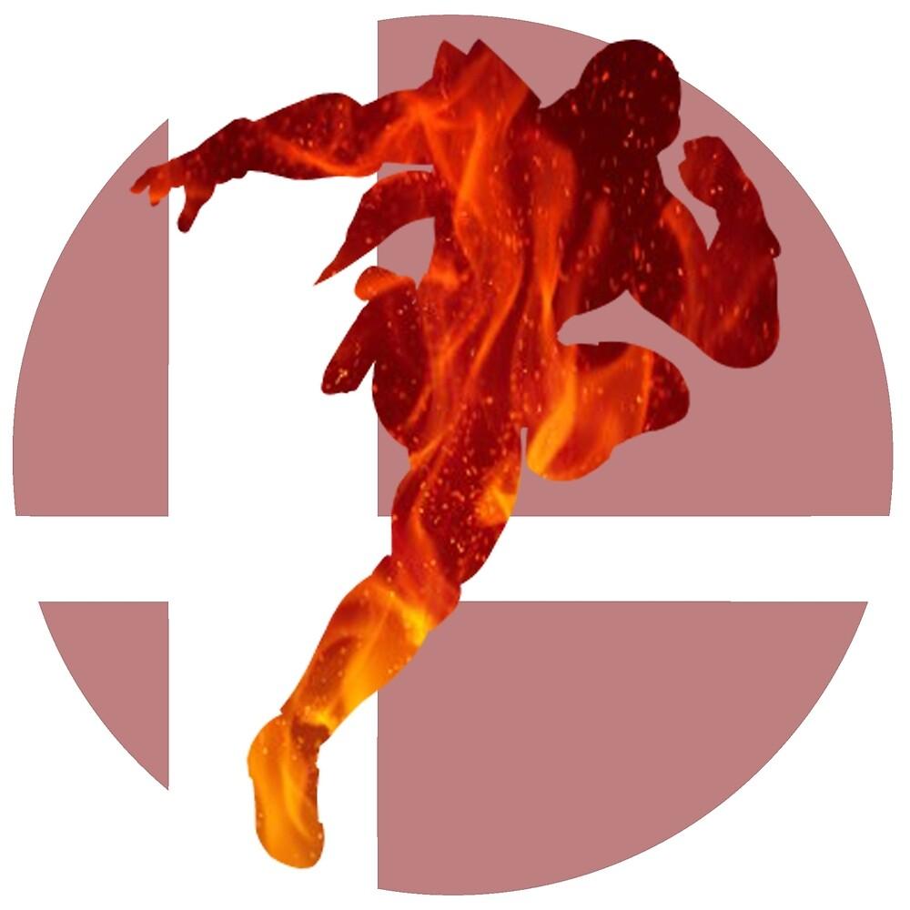 Sm4sh - Captain Falcon by VibrantEchoes
