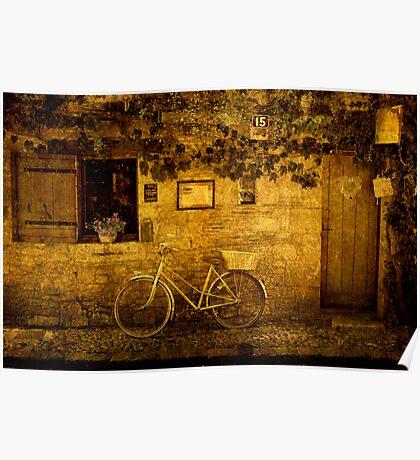 La Bicyclette ! Poster