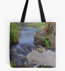 Apsley River.  24-1-11. Tote Bag
