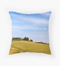 Toscana #5 Throw Pillow