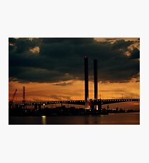 bolte bridge,melbourne Photographic Print