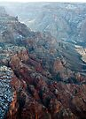 Canyon Distance by rjcolby