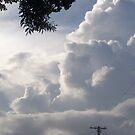 awesome clouds by Ebony Jane