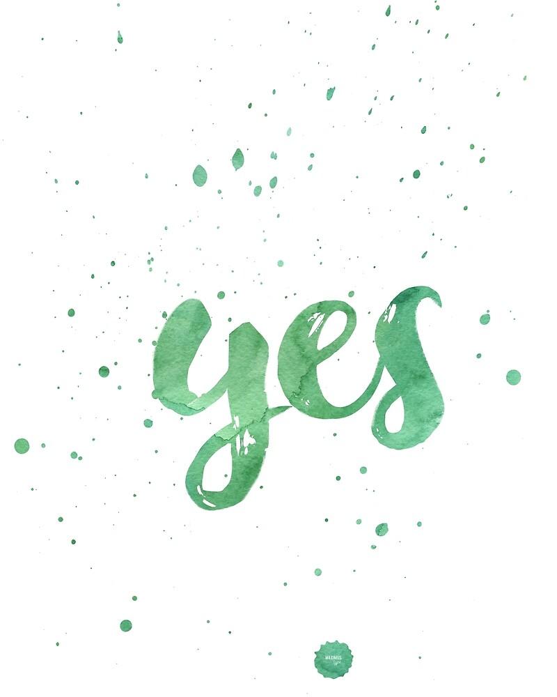 Yes grass by Pranatheory