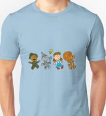 The Wizard of Oz - Snoopy Unisex T-Shirt