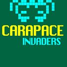 Carapace Invaders by benthos