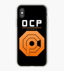 Omni Consumer Products (OCP) iPhone Case