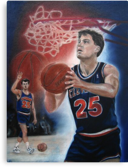 Mark Price by Griggitee