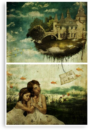 Once Upon a Time by Sybille Sterk