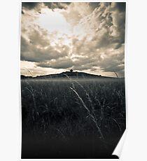 Pegsdon Hills - Bedfordshire | England Poster