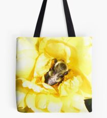A Bummble Bees Nap Tote Bag