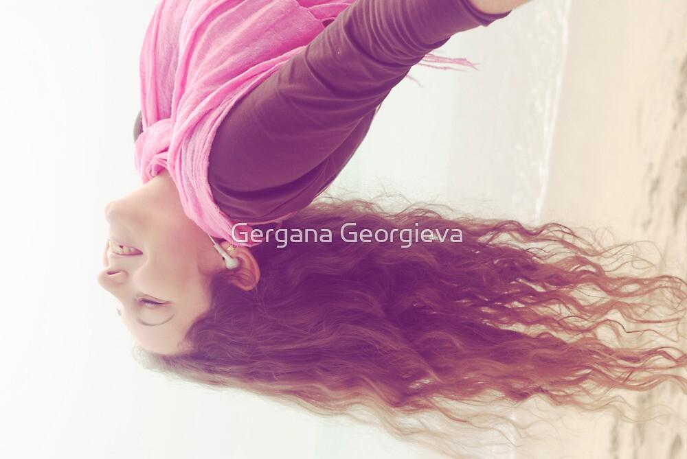 Freedom is a good feeling... by Gergana Georgieva