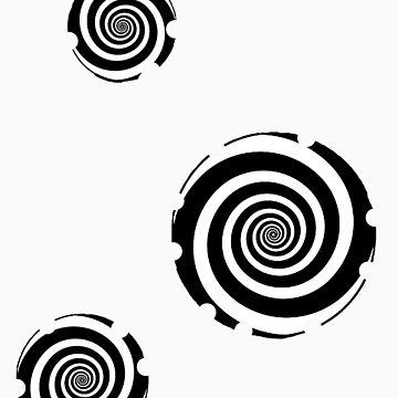 Half-eaten Spirals by Issy262
