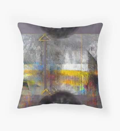 Mother of Invention Throw Pillow