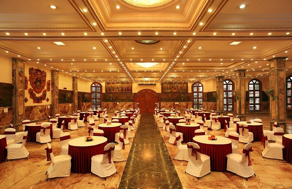 Banquet halls in Bangalore – Garden city banquets by bookmyfunction