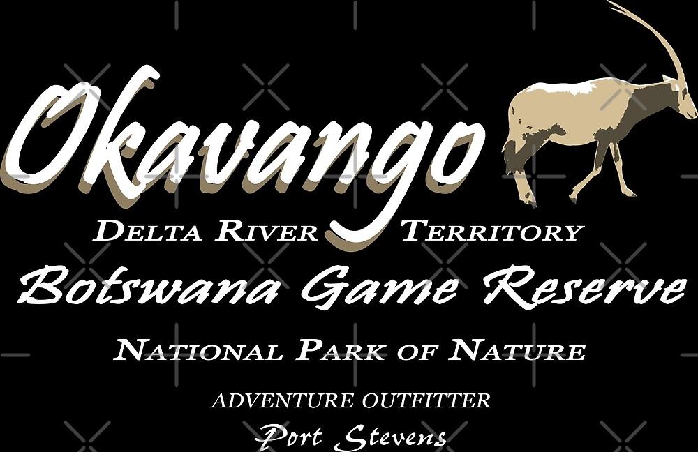 Okavango Antelope by Port-Stevens